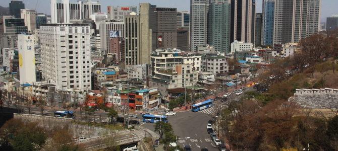 Южная Корея — Инчхон, Сеул, часть I
