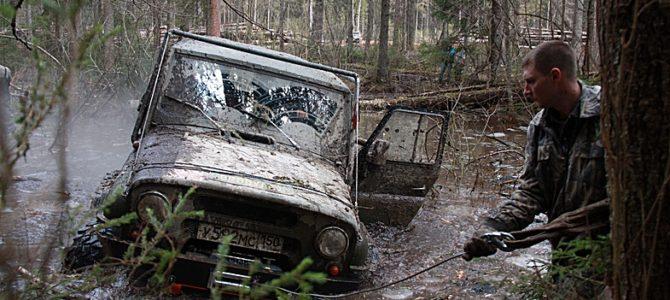 Кулич-трофи от клуба JeepFest. Фотоотчет 2012