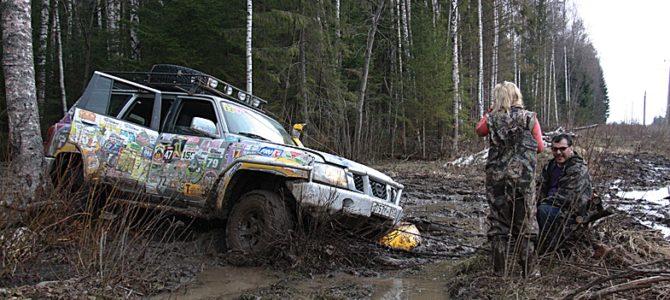 Кулич-трофи от клуба JeepFest – фотоотчет, 2013