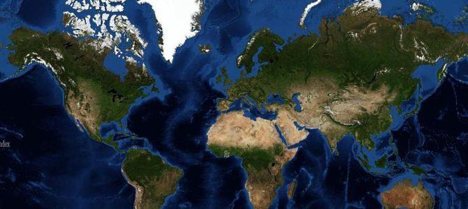 Создание растровых карт в программе SAS-Planet
