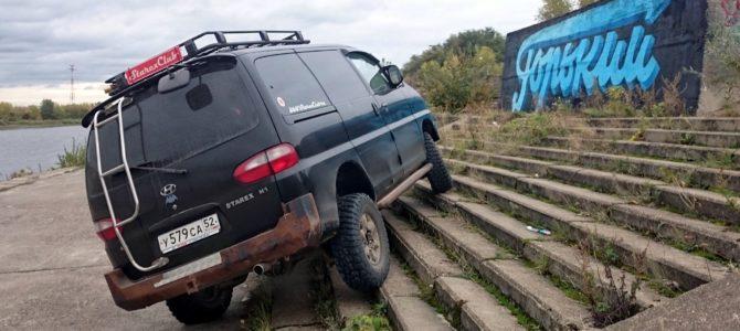 Углы установки колес Hyundai Starex, Grand Starex, H1 2WD/4WD