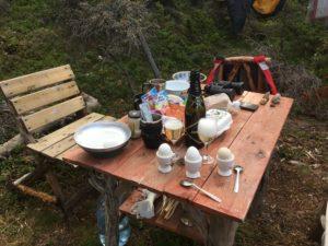 vanlife-breakfast