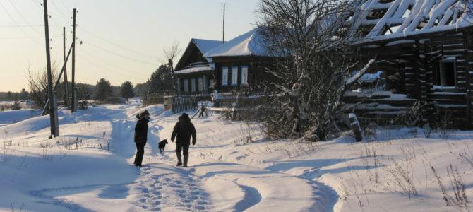 Тишина и снег