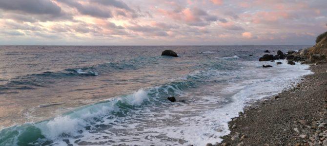 Когда на Новый год хочется моря. Каникулы в Крыму