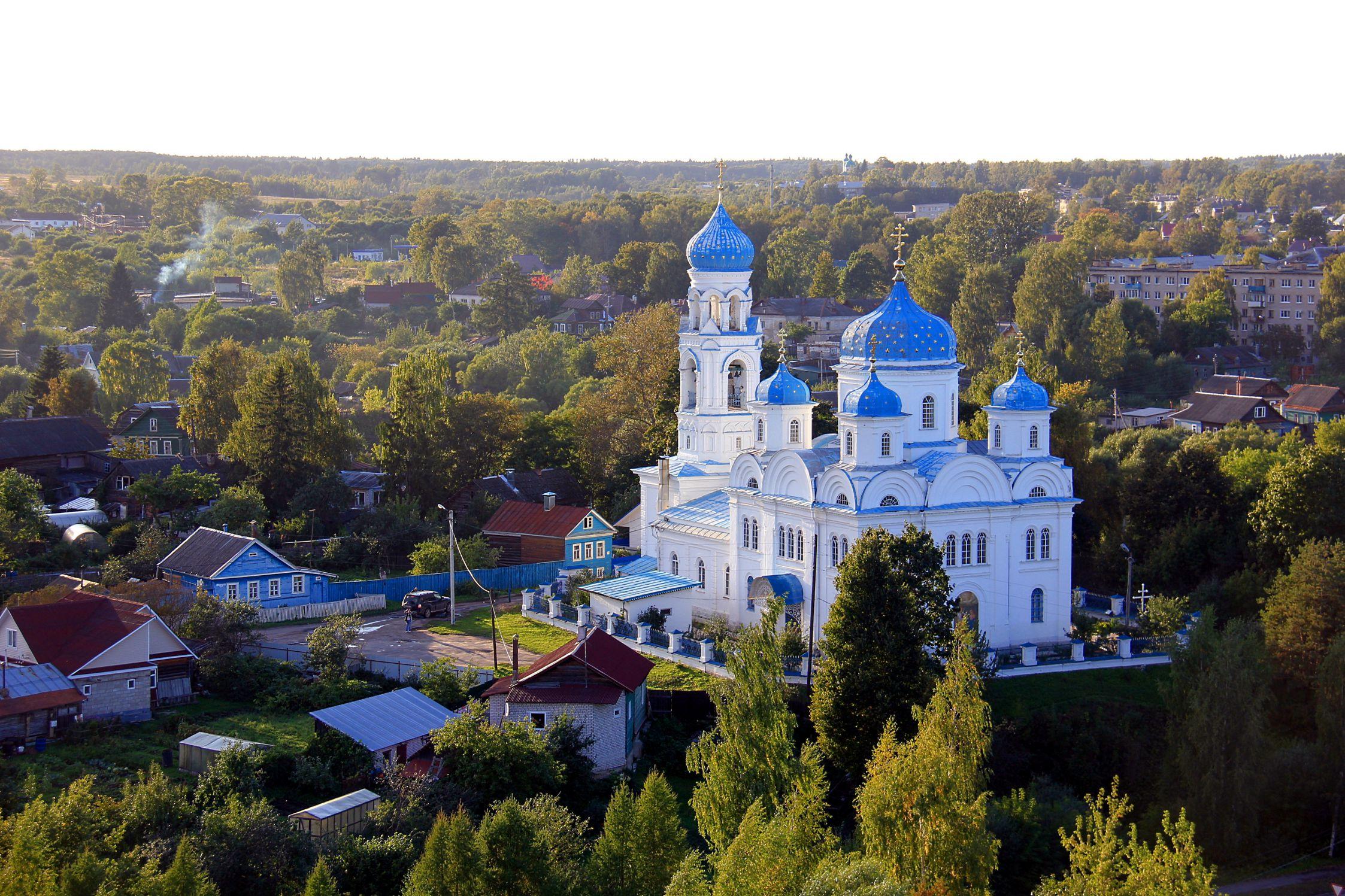 Поездка выходного дня: Торжок и Василево
