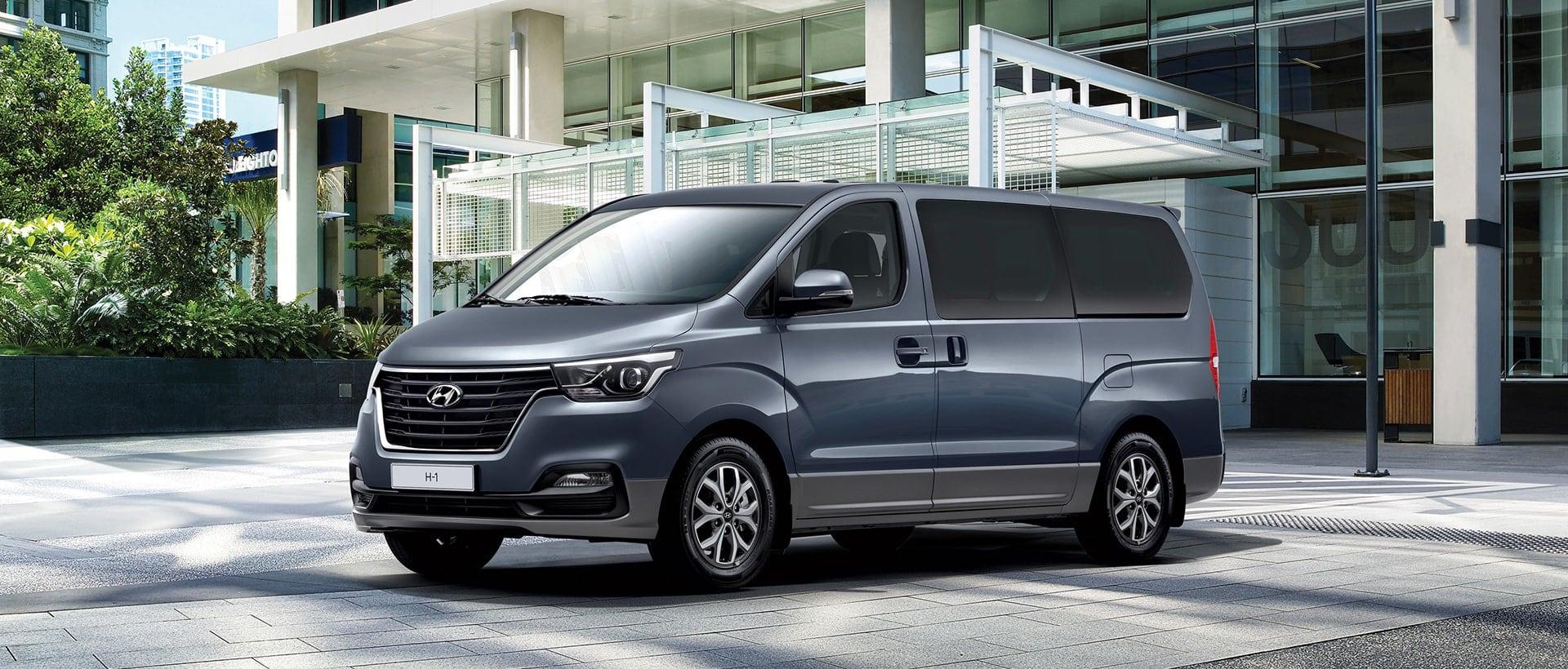 Микроавтобус Hyundai H1 будут собирать на калининградском заводе Автотор