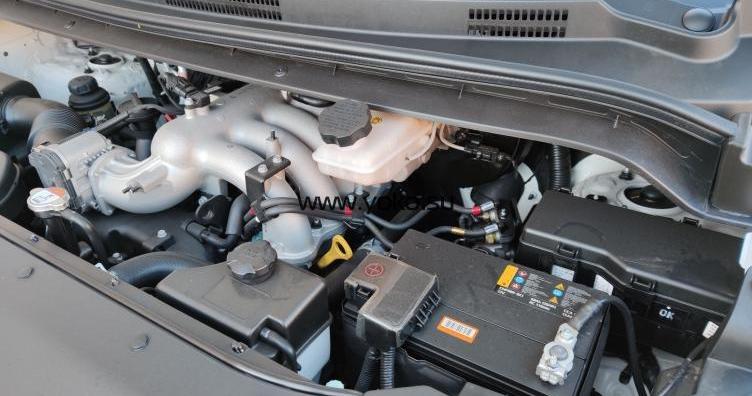 Газовый двигатель 2.4 LPi Hyundai Grand Starex: характеристики и спецификации