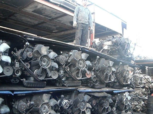 used-engines-from-scrapped-vehicles