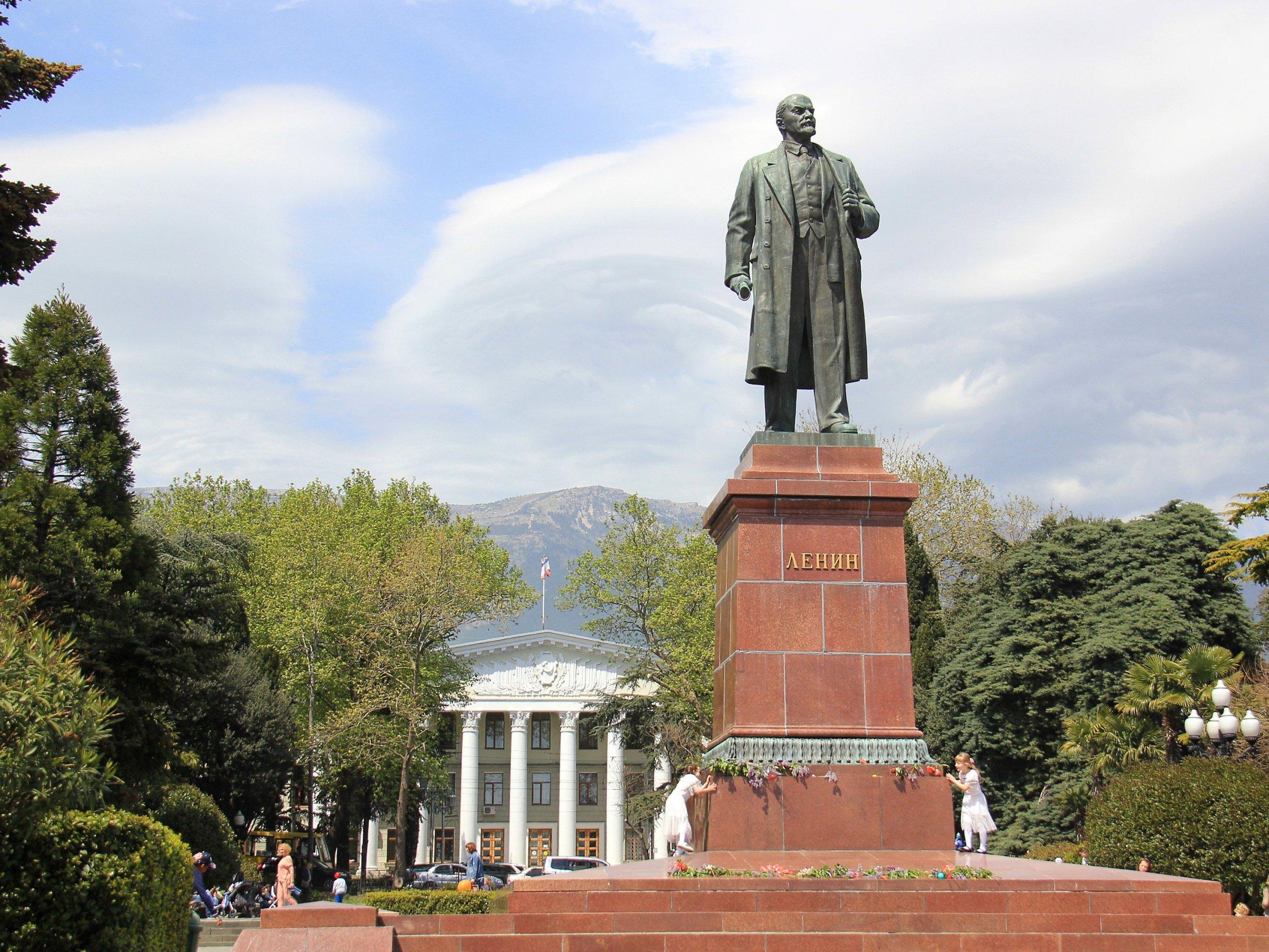 lenin-yalta