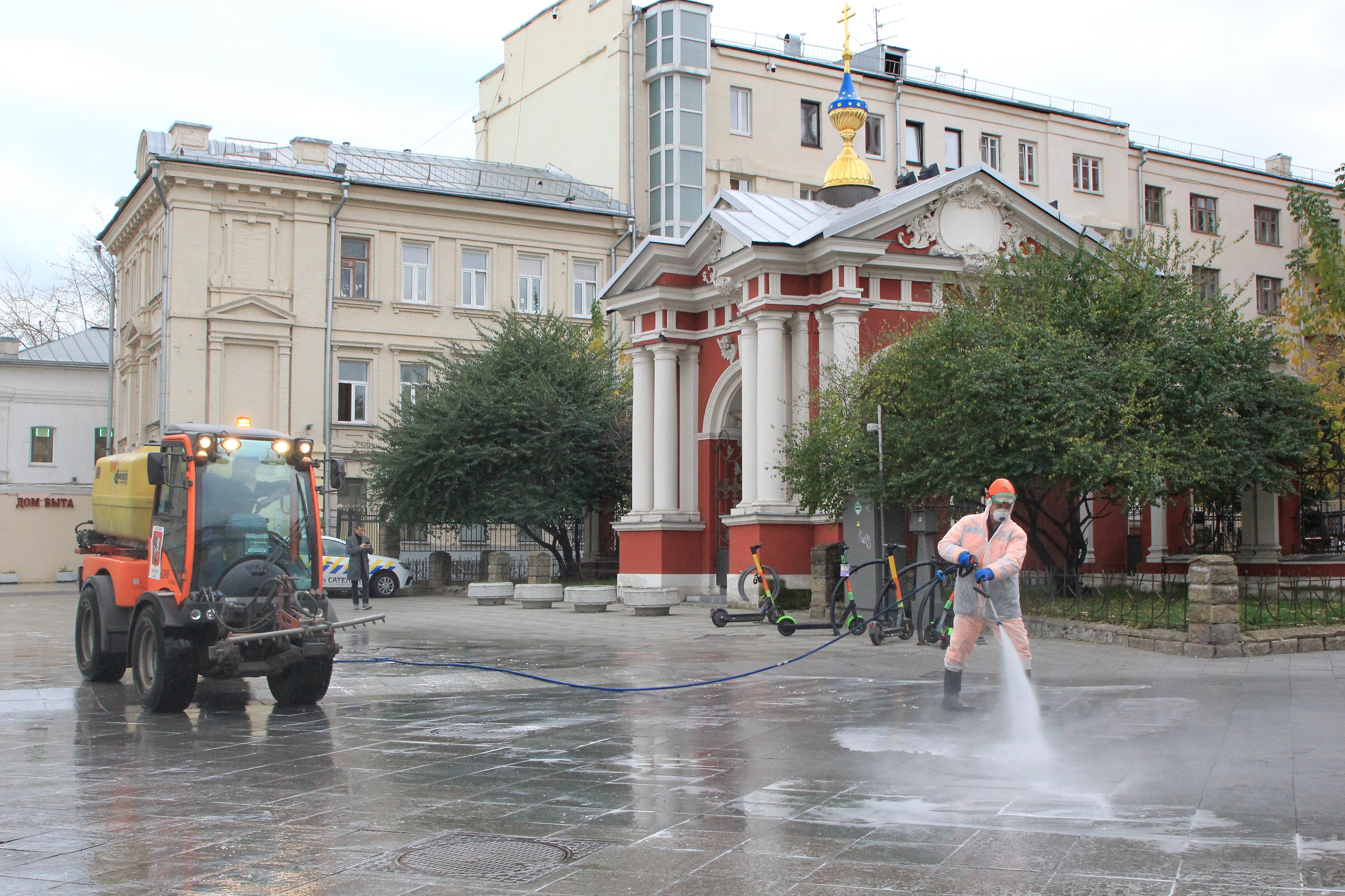 Годовщина карантина: московская весна 2020 года
