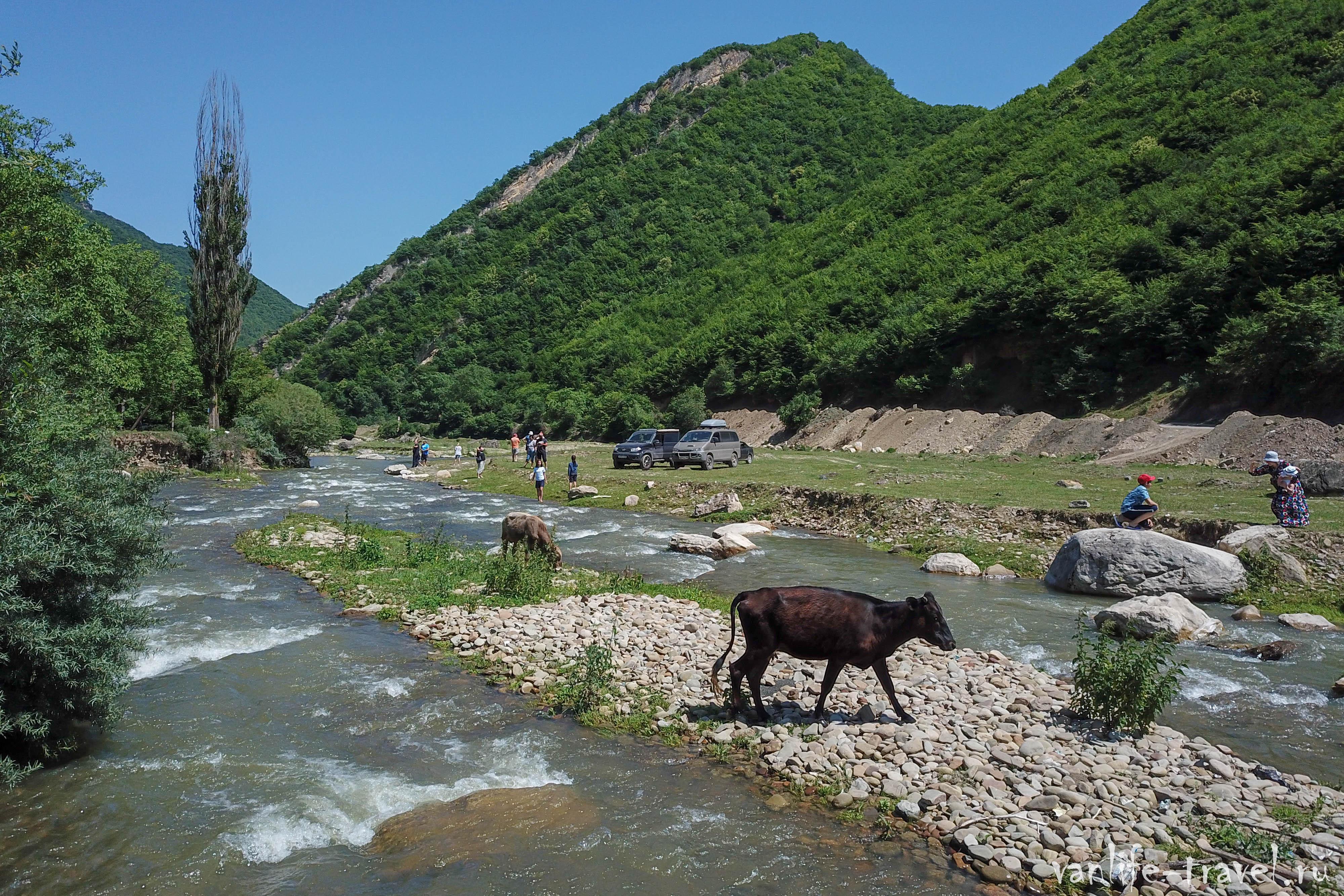 reka-hanagchaj-dagestan